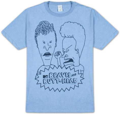 Beavis and Butthead - Simple Beavis T-Shirt