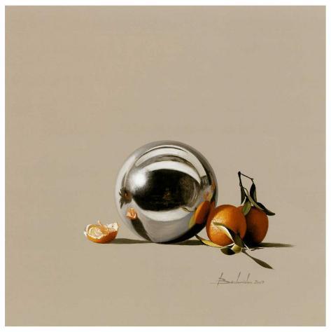 Mandarine et Boule Taidevedos