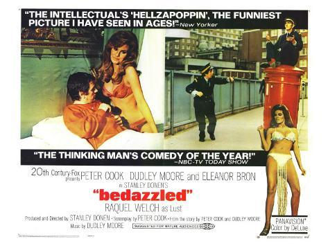 Bedazzled, 1968 Stretched Canvas Print