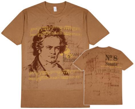 Beethoven - Sonate No. 8 T-Shirt