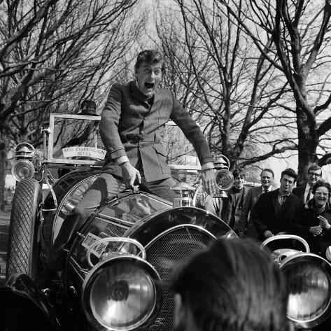 Battersea Easter Parade Valokuvavedos