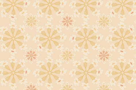 Flowers, Yellow Trumpetbush Giclee Print