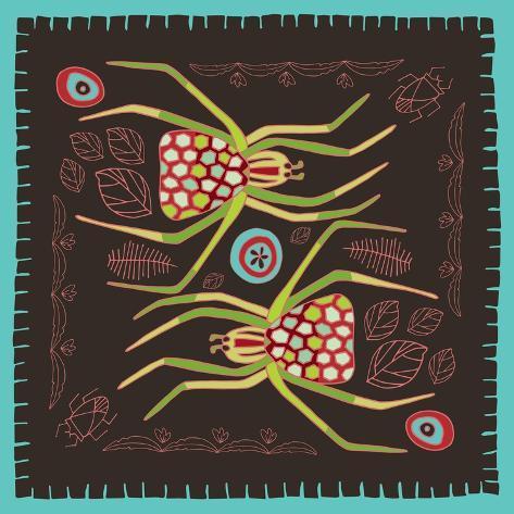 Spider, Crab Spider Giclee Print