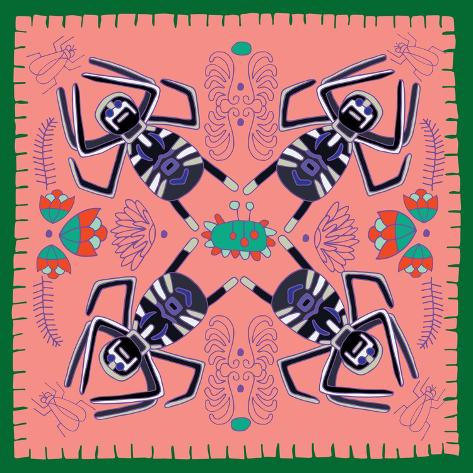 Spider, Star Spider Giclee Print