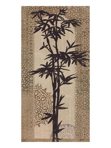 Global Bamboo Art Print
