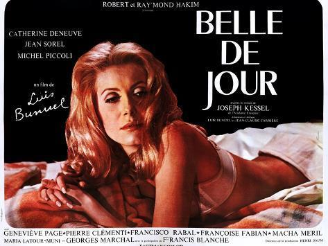 Belle de Jour, 1968 Art Print