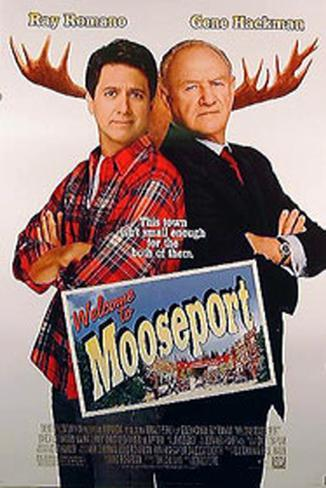 Bem-vindo a Mooseport Pôster original