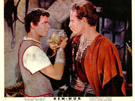 Ben-Hur, 1959 Stampa giclée premium
