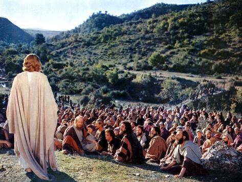 Ben-Hur, Claude Heater as Jesus Christ, 1959 Photo