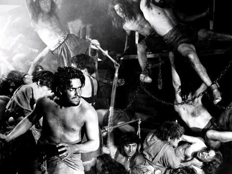 Ben-Hur, Ramon Novarro, 1925 Photo