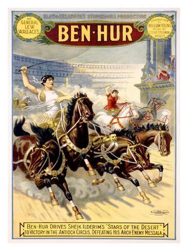 Ben-Hur Giclee Print