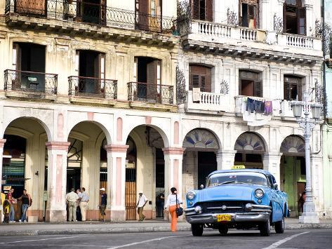 Havana, Cuba, West Indies, Central America Photographic Print
