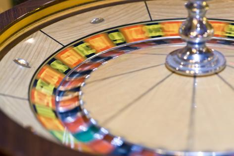 You are playing roulette at a casino in the united states