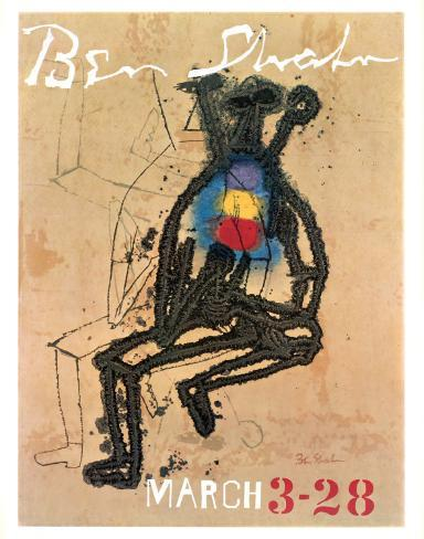 March 3-28 Art Print