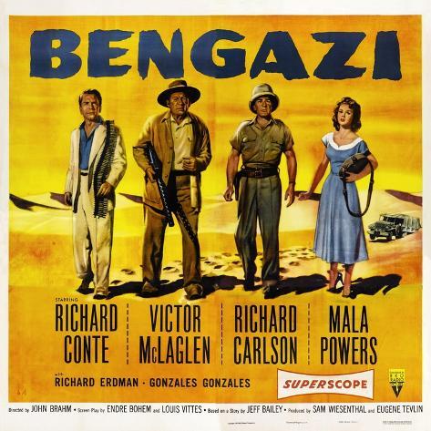 Bengazi Konstprint