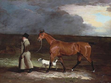 Ispwell Lass, 1805 Giclee Print