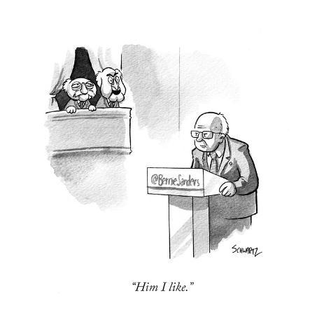 Cartoon Premium Giclee Print