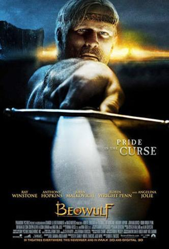 Beowulf Double-sided poster