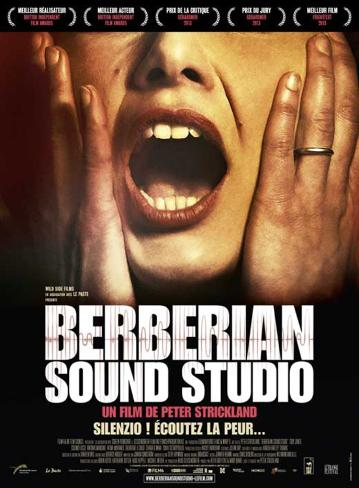 Berberian Sound Movie Poster マスタープリント
