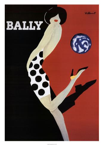 Bally Art Print