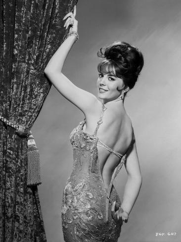 Natalie Wood Stripping Her Dress Photo