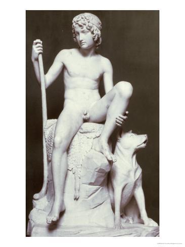 Shepherd Boy, 1817 Giclee Print
