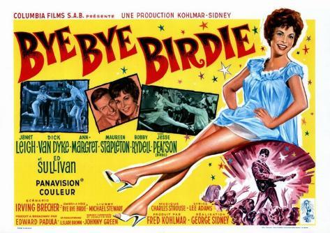 beso para Birdie, Un Lámina maestra