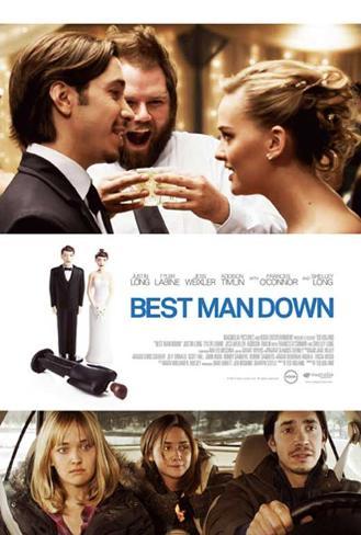 Best Man Down Impressão original