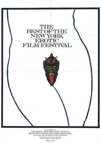 Best of New York Erotic Film Festival Masterprint