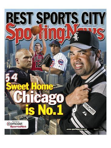 Best Sports City Chicago - August 11, 2006 Photo
