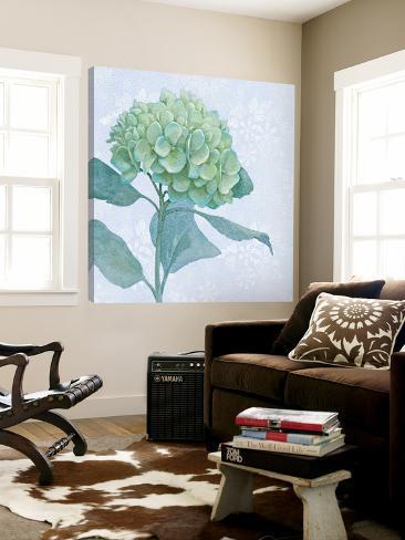 Blue Hydrangea I Loft Art