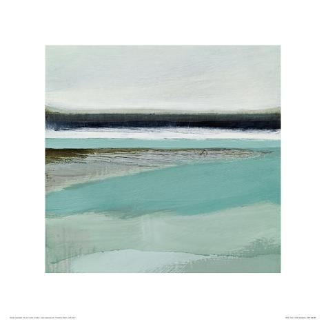 White Tide Giclee Print