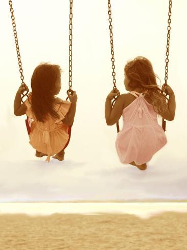 Swing Together Impressão artística