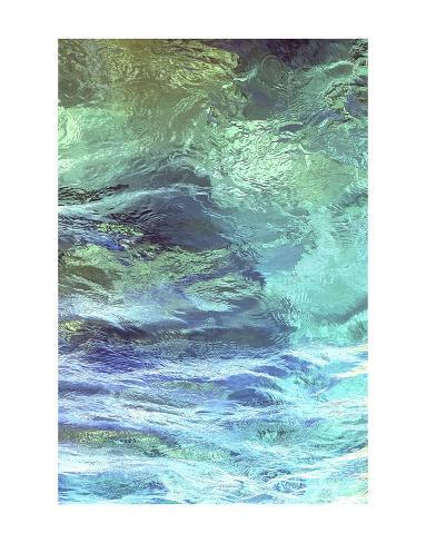 Water Series #2 Impressão artística