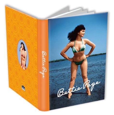 Bettie Page - Horizon Journal Journal