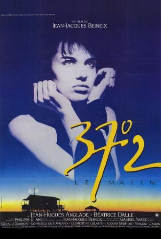 Betty Blue - French Style Poster