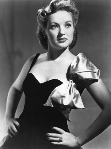 Betty Grable, c.1940s Photo