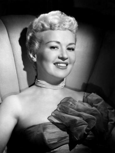 Betty Grable, Late 1940s Photo