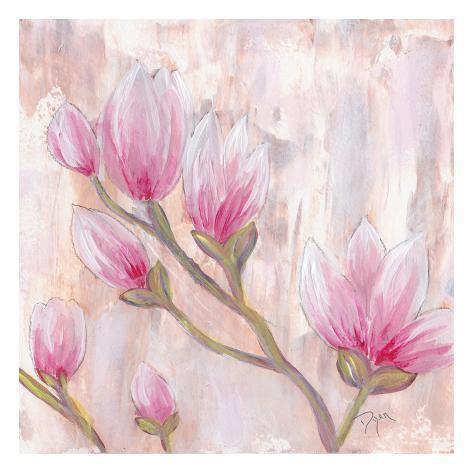 Tulip Tree 2 Art Print
