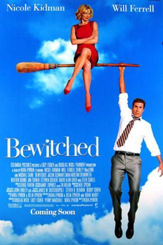 Bewitched Original Poster