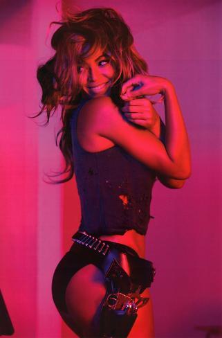 Beyonce - Purple Poster