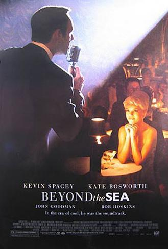Beyond The Sea Double-sided poster