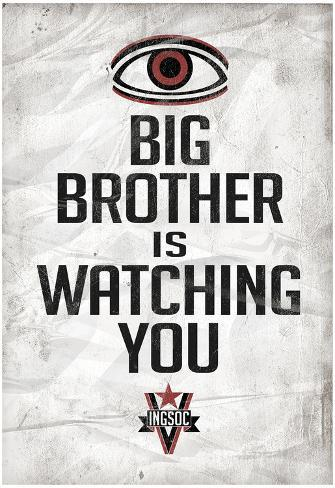 1984 big brother This lesson will analyze the figure known as 'big brother' in george orwell's dystopian novel, '1984' we will consider how big brother functions.