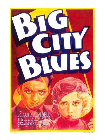 Big City Blues, Eric Linden, Joan Blondell, 1932 Photo