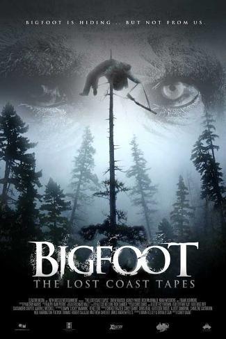 Big Foot: The Lost Coast Tapes Lámina maestra