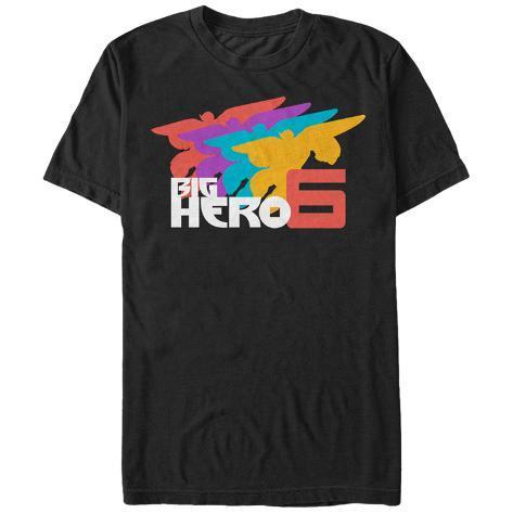 Big Hero 6- Raibow Flight T-Shirt