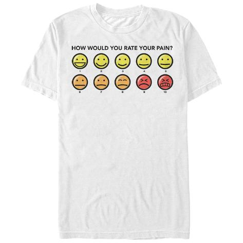 Big Hero 6- Rate Your Pain T-Shirt