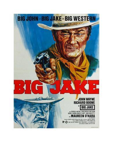 Big Jake ジクレープリント