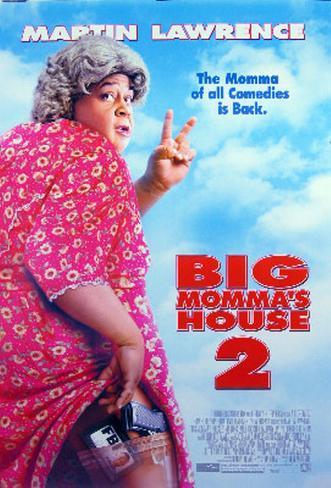 Big Momma's House 2 Originalposter