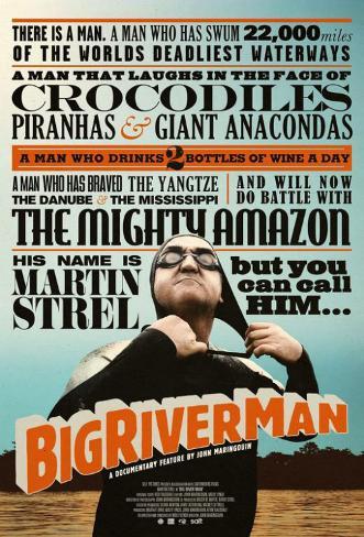 Big River Man Masterprint